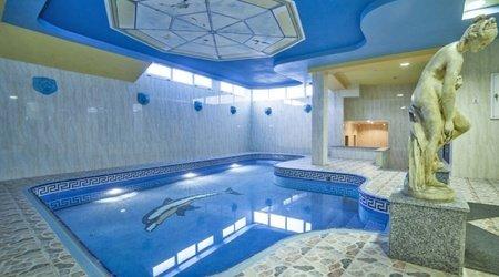 Pool   Complejo ATH Real de Castilla