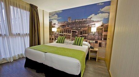 Wohnzimmer ele enara boutique hotel valladolid