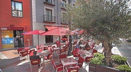 Bar & terrasse ele enara boutique hotel valladolid