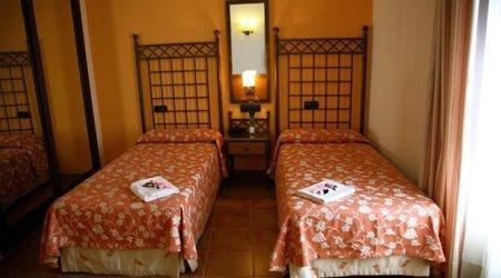 Zimmer hotel ele santa bárbara sevilla