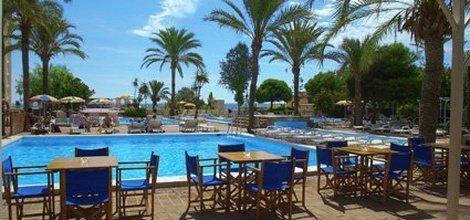 POOL-BAR Hotel ATH Portomagno