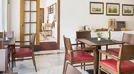Restaurant ele don ignacio hotel san josé, almería