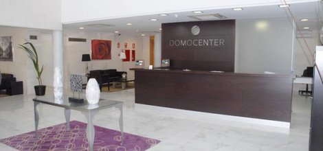 Rezeption rund um die uhr appartment ele domocenter sevilla