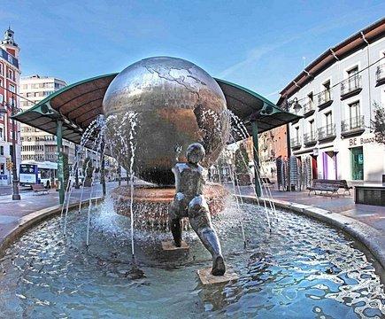 Umgebung plaza de españa ele enara boutique hotel valladolid