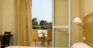 Superior-doppelzimmer hotel ele spa medina sidonia medina-sidonia