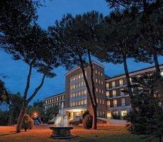 ele green park hotel pamphili rom, italien