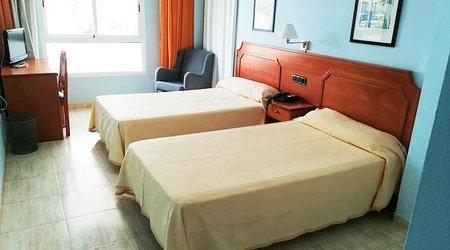 Zimmer ele don ignacio hotel san josé, almería