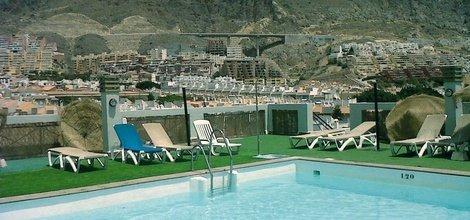 POOL IM FREIEN ATH Andarax Hotel