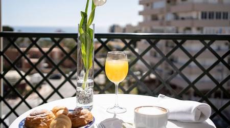 Frühstück ele andarax hotel aguadulce