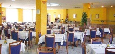 BUFFETRESTAURANT ATH Andarax Hotel