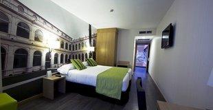 Doppelzimmer ele enara boutique hotel valladolid