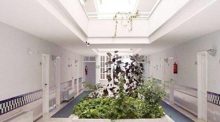 Korridor ele la perla hotel carchuna