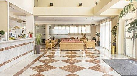 Korridor ele don ignacio hotel san josé, almería