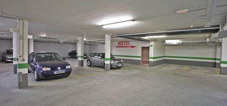 Eigenes parkhaus ele enara boutique hotel valladolid