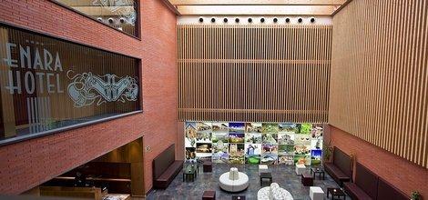 Lobby enara ele enara boutique hotel valladolid