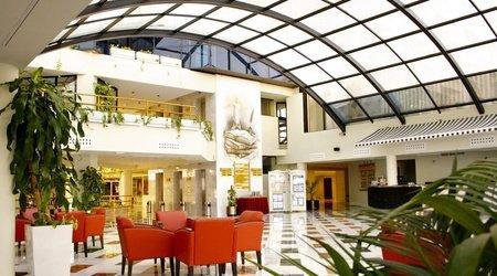 Rezeption Hotel ATH Portomagno