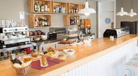 Bar appartments ele domocenter sevilla
