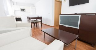 Studio appartment ele domocenter sevilla