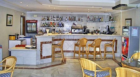 Bar ele don ignacio hotel san josé, almería