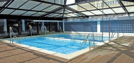 BEHEIZTES SCHWIMMBAD Hotel ATH Portomagno
