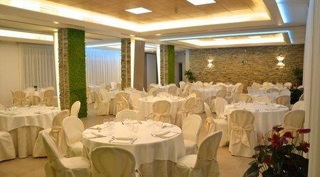 Interner veranstaltungsraum ele green park hotel pamphili rom, italien