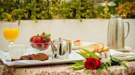 Desayuno con vistas hotel ele spa medina sidonia medina-sidonia