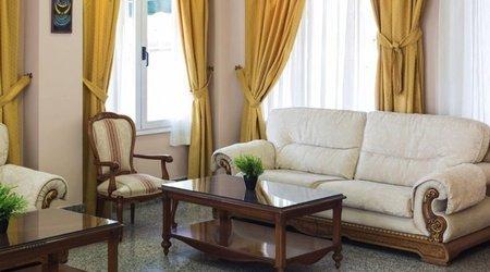 Wohnzimmer   Complejo ATH Real de Castilla
