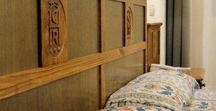 Standardeinzelzimmer hotel ele puerta de monfragüe malpartida de plasencia
