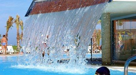Pool Hotel ATH Las Salinas Park
