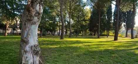 Park ele green park hotel pamphili rom, italien