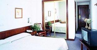 Doppelzimmer ele acueducto hotel segovia