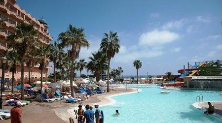 Schwimmbad Hotel ATH Las Salinas Park