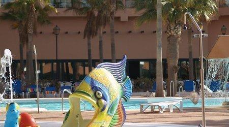 Kinderpool Hotel ATH Las Salinas Park