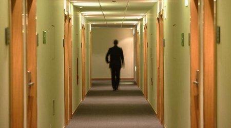 Corridor ele hotelandgo arasur hotel rivabellosa
