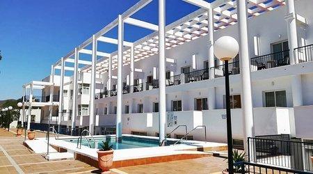Schwimmbad ele don ignacio hotel san josé, almería