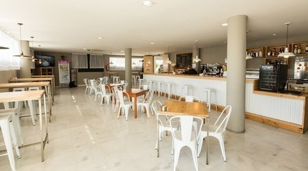 Cafetería appartments ele domocenter sevilla