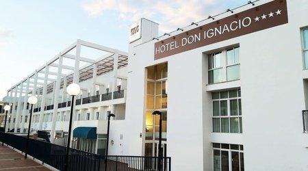 Fassade ele don ignacio hotel san josé, almería