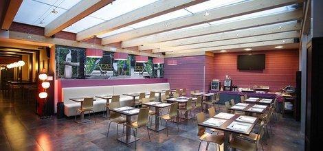 Cafeteria & theke enara ele enara boutique hotel valladolid