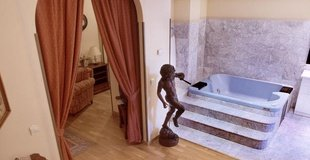 Suiten hotel ele puerta de monfragüe malpartida de plasencia