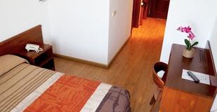 Standardeinzelzimmer ele acueducto hotel segovia