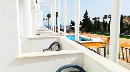 Terrasse ele don ignacio hotel san josé, almería