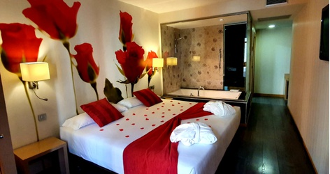 Superior doppelzimmer ele enara boutique hotel valladolid