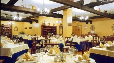 Restaurant Hotel ATH Cañada Real Plasencia